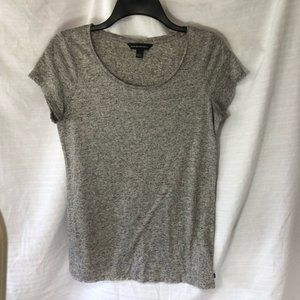 Gray Rock & Republic t-shirt with sparkles